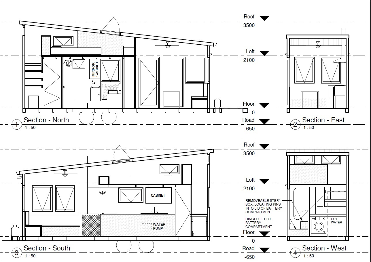 Building a tiny house resilience for Small home construction plans