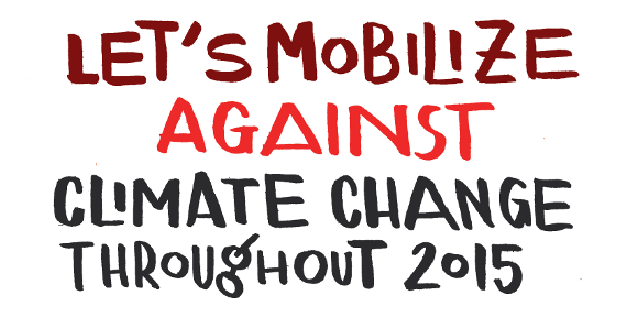 Let's Mobilize sign