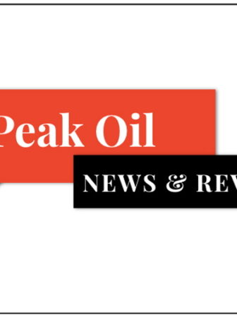 Peak Oil Review logo