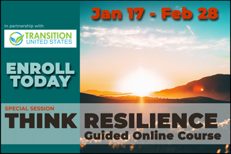 Special Session of Think Resilience