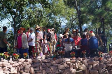Raices de la Tierra Kiva Ceremony