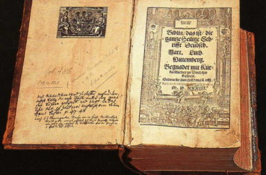 Luther Bible
