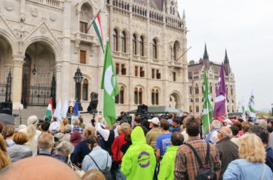 Dialogue for Hungary demo