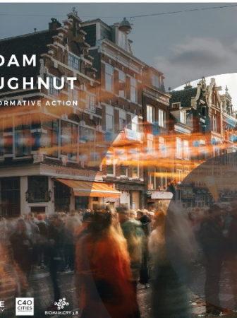 Amsterdam doughnut
