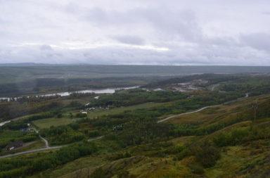 Site C Dam site