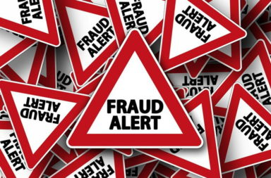 Fraud alert signs