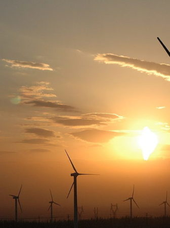 Chinese wind power